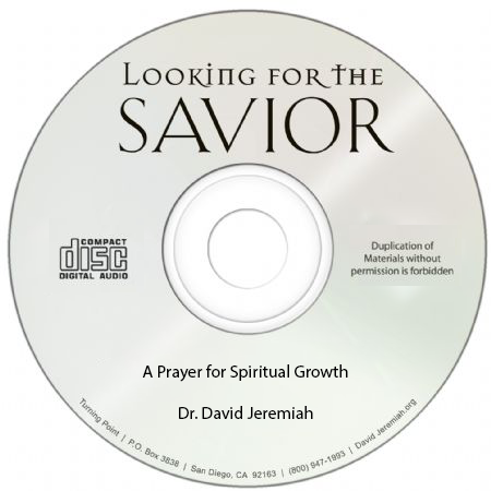 A Prayer for Your Spiritual Growth Image