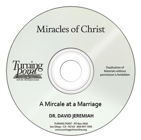 A Miracle at a Marriage Image