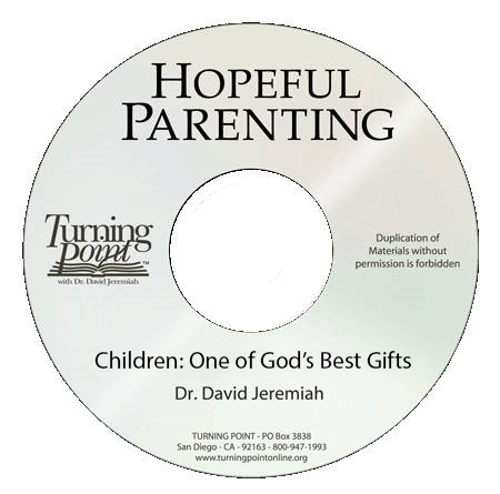 Children: One of God's Best Gifts Image