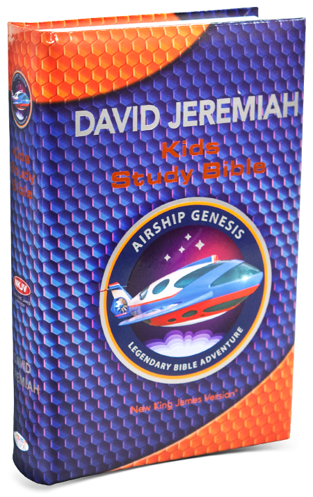 Airship Genesis: Kids Study Bible Hardcover
