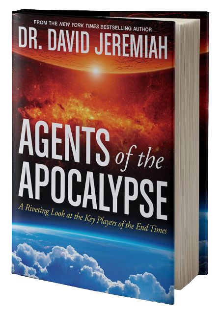 Agents of the Apocalypse (hardcover book)