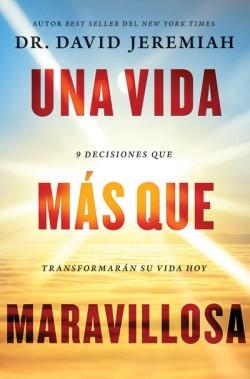 Una Vida Más que Maravillosa Book Image