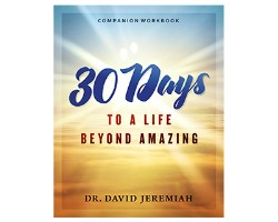 30 Days to a Life Beyond Amazing Workbook Image