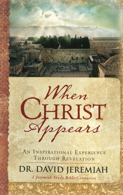 When Christ Appears Hardback Book Image