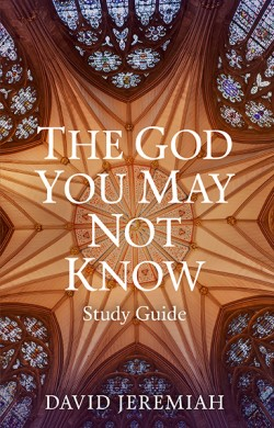 The God You May Not Know Study Guide Image