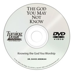 Knowing the God You Worship  Image