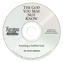 Knowing a Faithful God Image