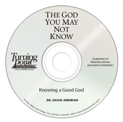 Knowing a Good God  Image