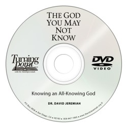 Knowing an All-Knowing God Image