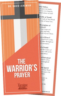 The Warrior's Prayer  Image