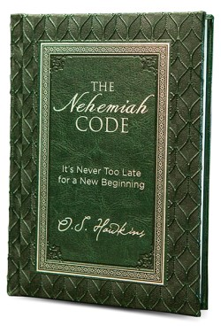 The Nehemiah Code by O. S. Hawkins  Image