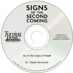 As In the Days of Noah Image