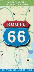 Route 66 Map 2:  66 Prophecies Fulfilled by Jesus Image