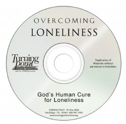 God's Human Cure for Loneliness Image