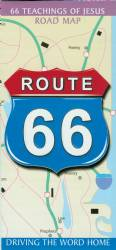 Route 66 Map 5: 66 Teachings of Jesus Image