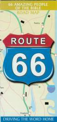 Route 66 Map 6:  66 Amazing People Image