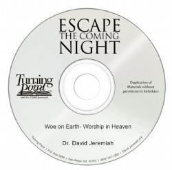 Woe on Earth - Worship in Heaven Image