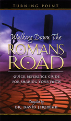 Walking Down the Romans Road Image
