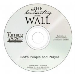 God's People and Prayer Image