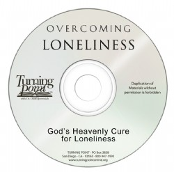 God's Heavenly Cure for Loneliness Image