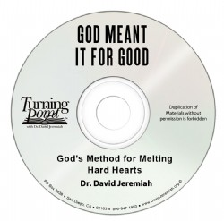 God's Method for Melting Hard Hearts Image