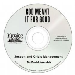 Joseph and Crisis Management Image