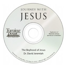 The Boyhood of Jesus Image