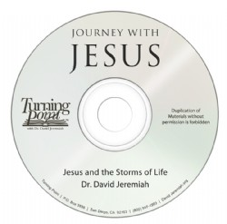 Jesus and the Storms of Life Image