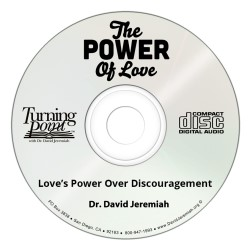 Love's Power Over Discouragement Image