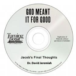 Jacob's Final Thoughts Image