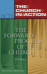 The Church in Action Study Guide Volume 2 Image