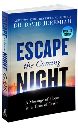Escape the Coming Night Book Image