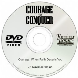 Courage: When Faith Deserts You Image
