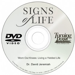 Worn Out Knees: Living a Yielded Life Image