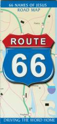Route 66 Map 3-Jesus: Bundle of 25 Image