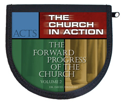 Church in Action: The Forward Progress of the Church Image