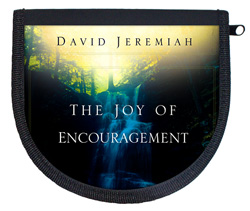 The Joy of Encouragement CD album Image
