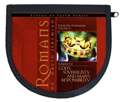 God's Sovereignty and Man's Responsibility CD Album Image