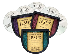 Journey With Jesus Vol 1-3 CD Albums  Image