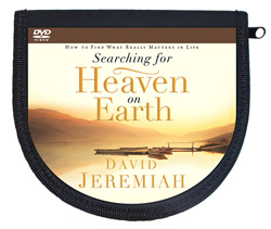 Searching for Heaven On Earth DVD Album Image