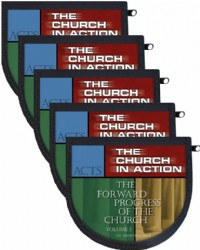 The Church in Action, The Book of Acts - 5 CD Albums Image