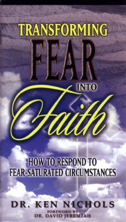 Transforming Fear into Faith Image