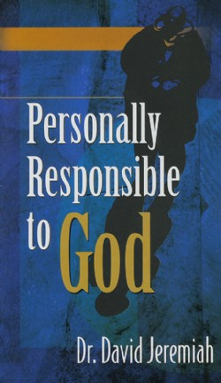 Personally Responsible to God Image