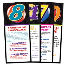 Ready! Set! Growth! Set 2 - 7 Principles of Grace Image