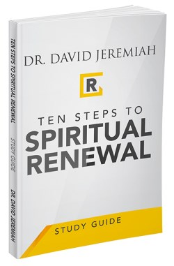 RESET--Ten Steps to Spiritual Renewal Study Guide Image