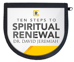 RESET--Ten Steps to Spiritual Renewal CD Album Image