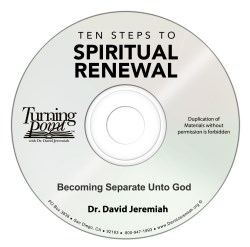Becoming Separate Unto God Image