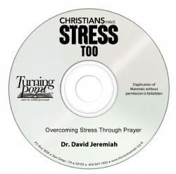 Overcoming Stress Through Prayer Image