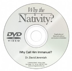 Why Call Him Immanuel? Image