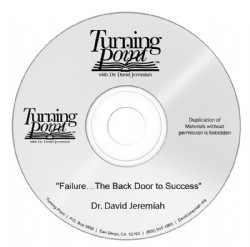 """""""Failure…The Back Door to Success"""" Image"""